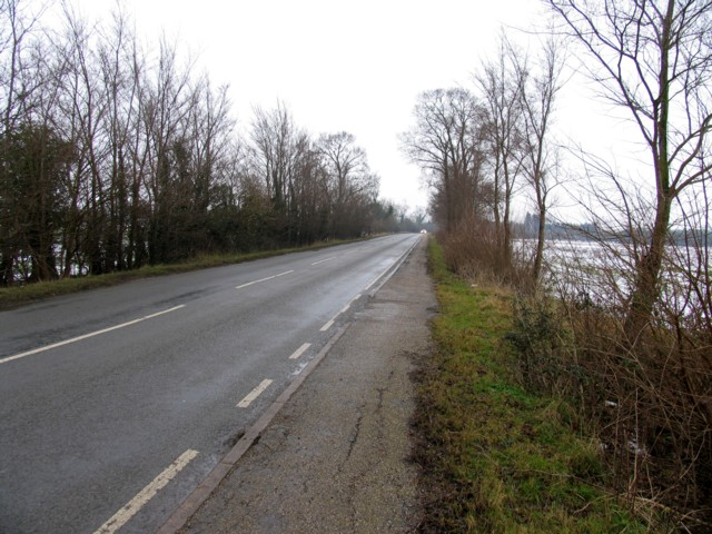 Barnwell Road southwards