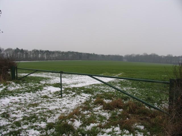 View towards Barnwell