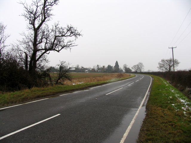B662 towards Howson's Lodge