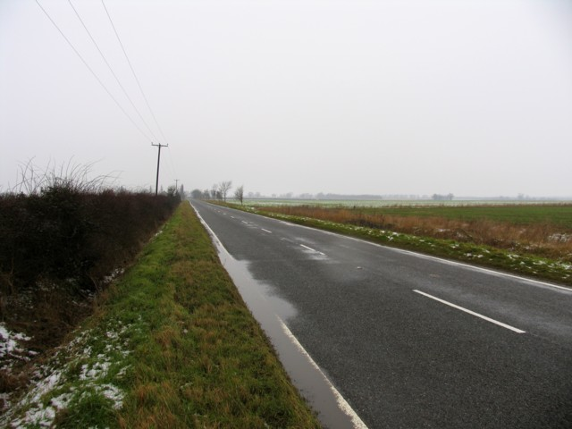 B662 towards Clopton
