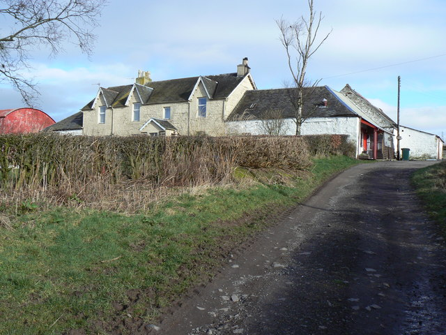 Cardross, Low Milndovan Farm