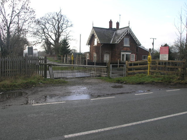 Crossing House