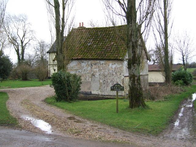 Outbuilding, Black Carr House