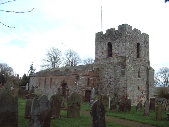 St Michael's Church, Burgh by Sands