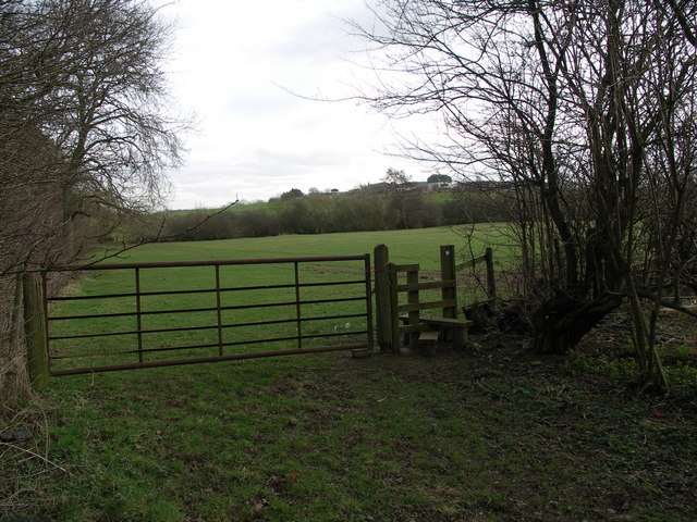 Gate and Stile.