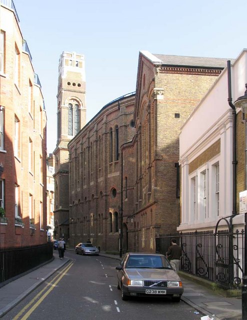 Westminster Chapel down Castle Lane
