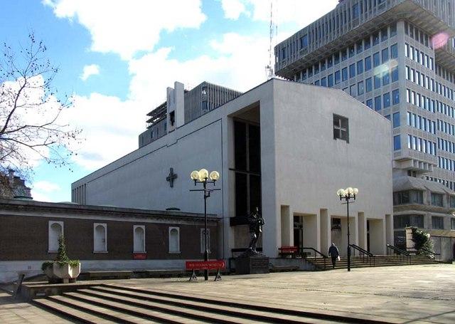 Guards Chapel, Wellington Barracks