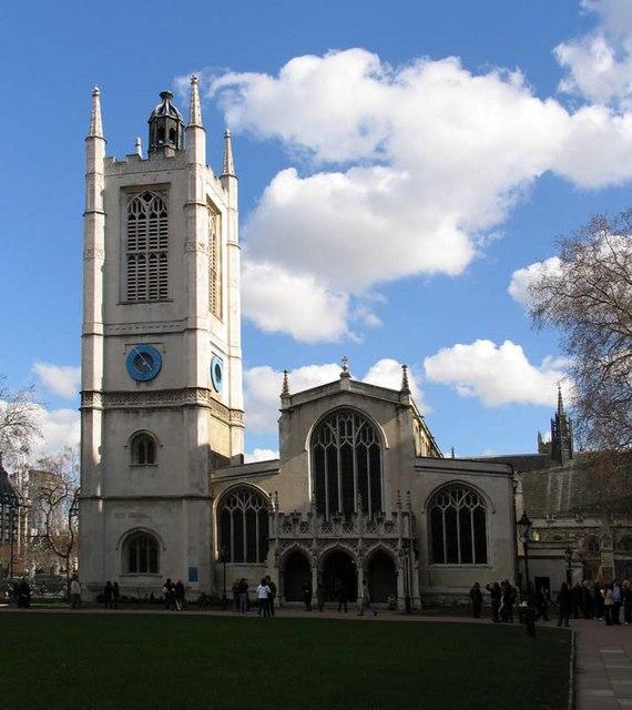 St Margaret, Westminster