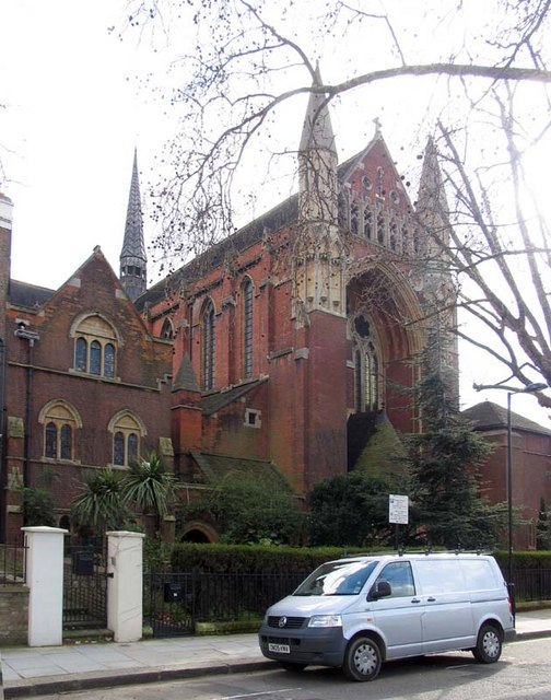 Catholic Apostolic Church, Maida Avenue W2