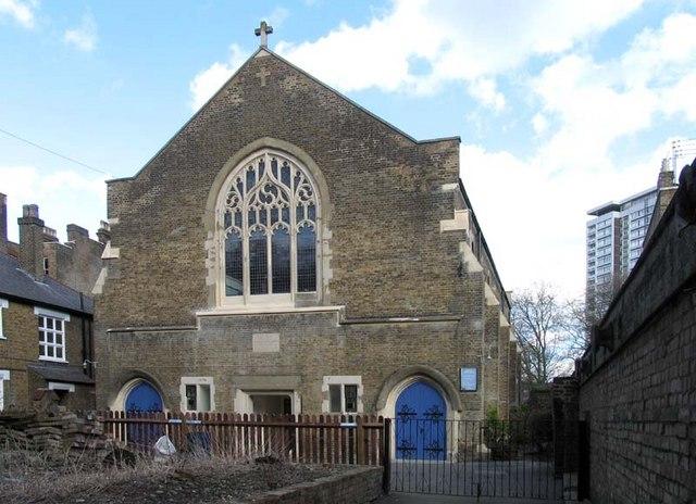 St David's Welsh Church