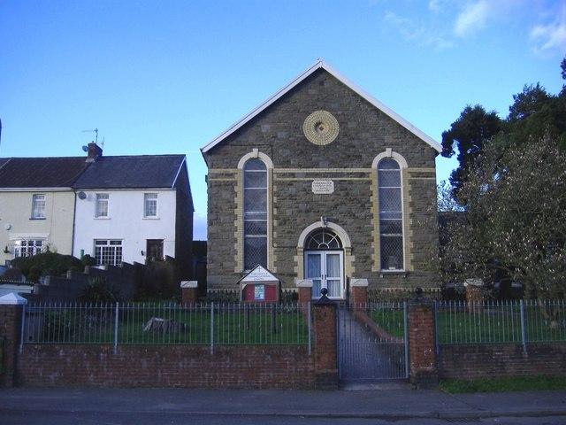 Congregational Tabernacle, Rhiwderin