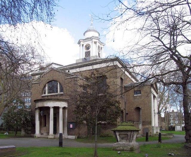 St Mary's Church, Paddington Green, W2