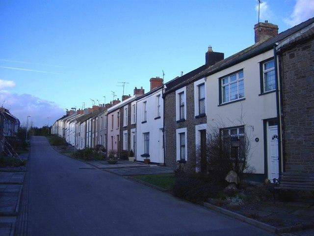 Tredegar Street, Rhiwderin