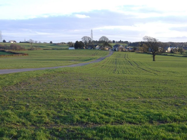 Croes-Carn-Einion farm