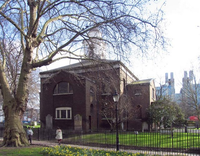 St Mary's Church, Paddington Green, W2
