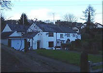 ST2686 : Cottage, Pentre-poeth by Roger Cornfoot