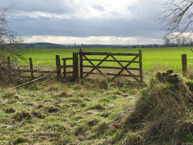 Gate, Purves Hall