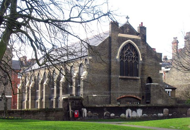 St David's Church, W2