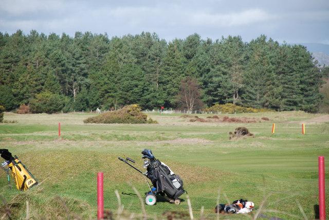 Planhigfa a golff - Plantation and golf