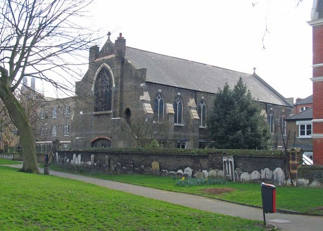 St David's Church, W2