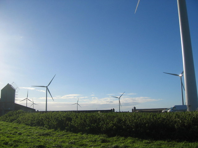 North Pickenham Wind Farm