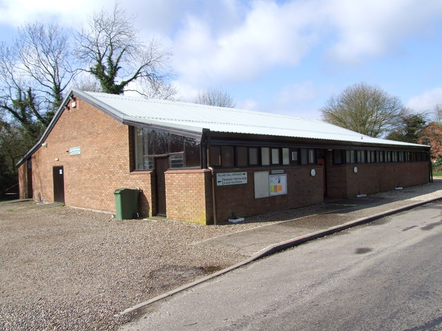 Wreningham Village Hall