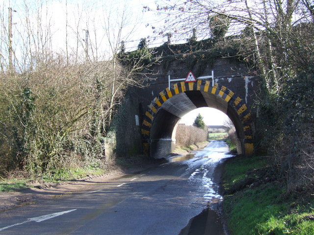 Railway Bridge, Low Tharston