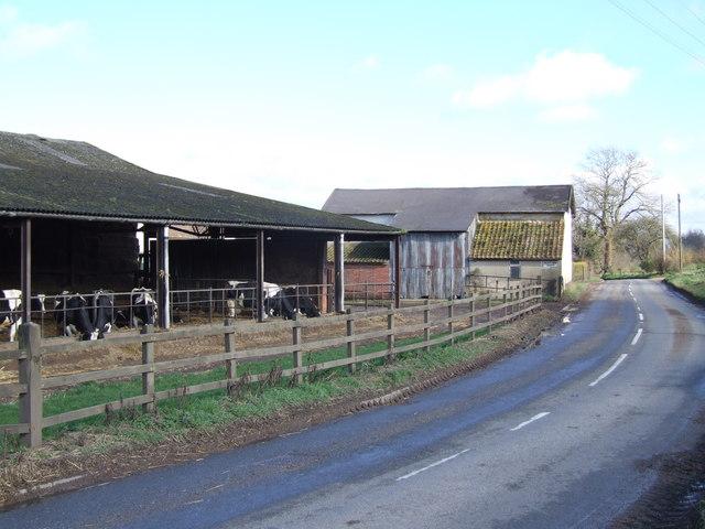 Valley Farm, Low Tharston