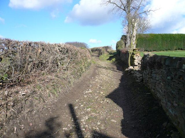 Geer Lane - Bridleway