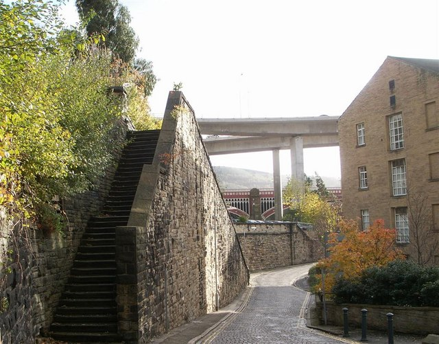 North Bridge and Flyover