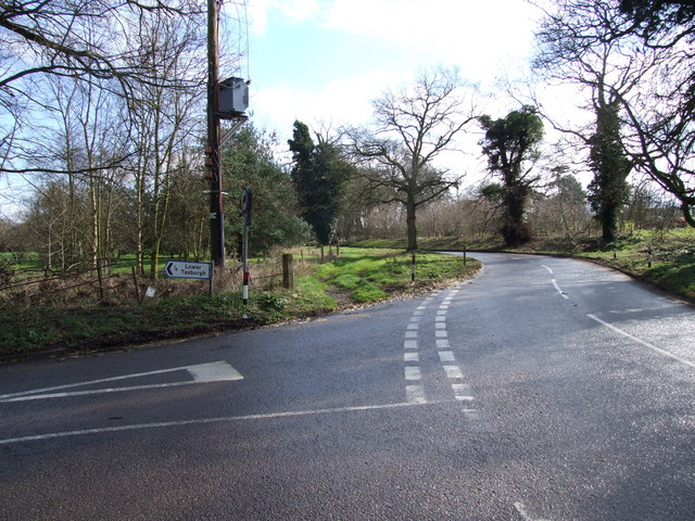 Road Junction, Lower Tasburgh