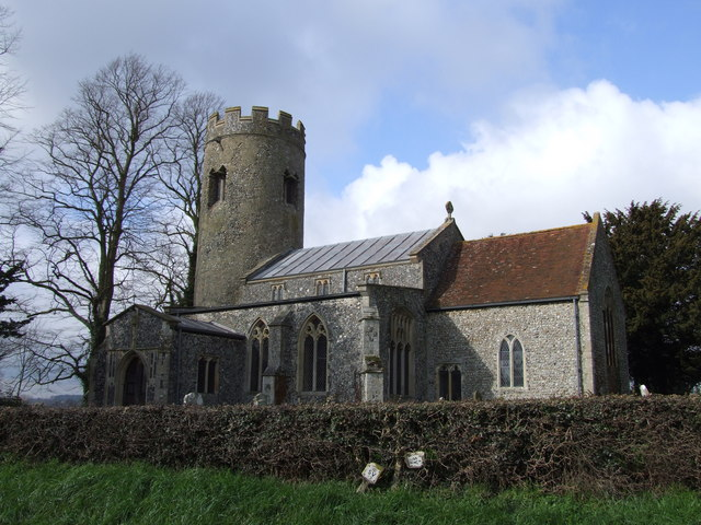 Aslacton Church