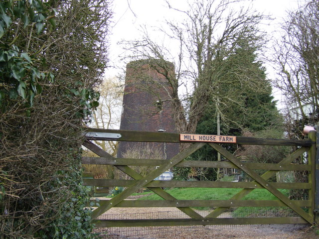 Disused Windmill, Aslacton