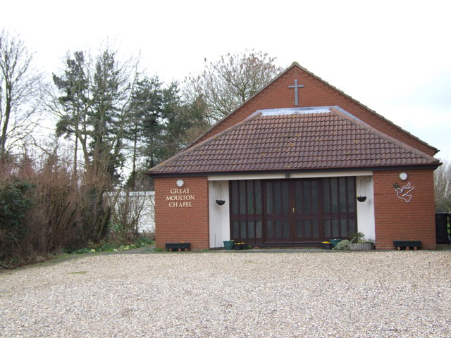 Great Moulton Chapel