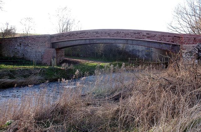 The Repaired Newbiggin Bridge