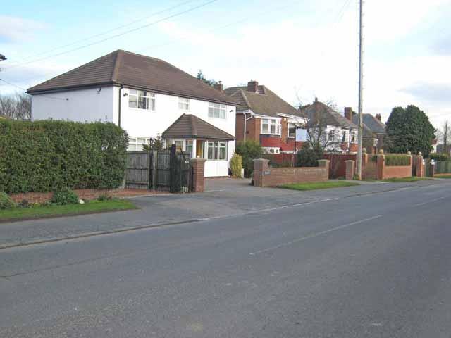 Pittington Road, Great Lumley