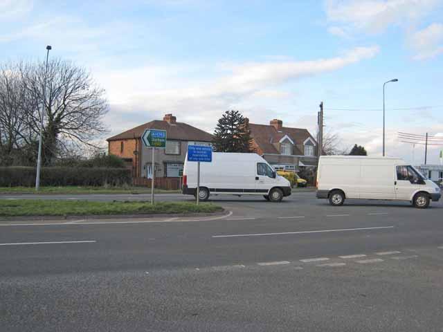 A690 at West Rainton