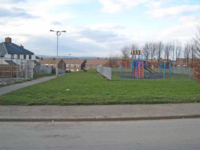 Playground, School Avenue, West Rainton