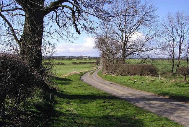 Green Lane :  Nr. Hutton Magna