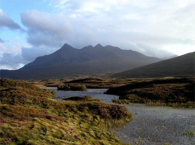 Loch nan Eilean, Skye