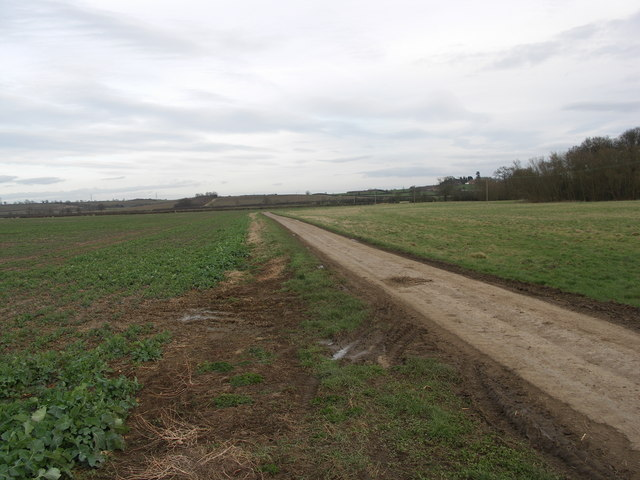 Farm Road to Arthingworth