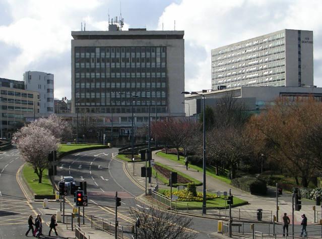 Bradford Central Library