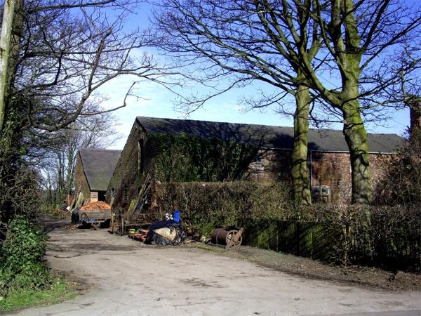 High Barn Farm, Simonswood