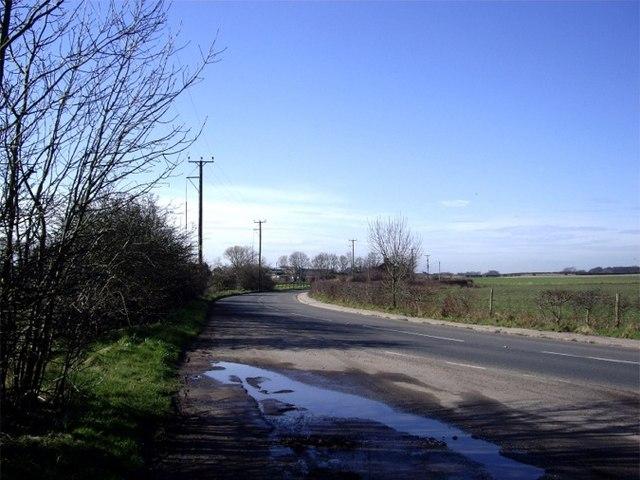 Sineacre Lane, Simonswood