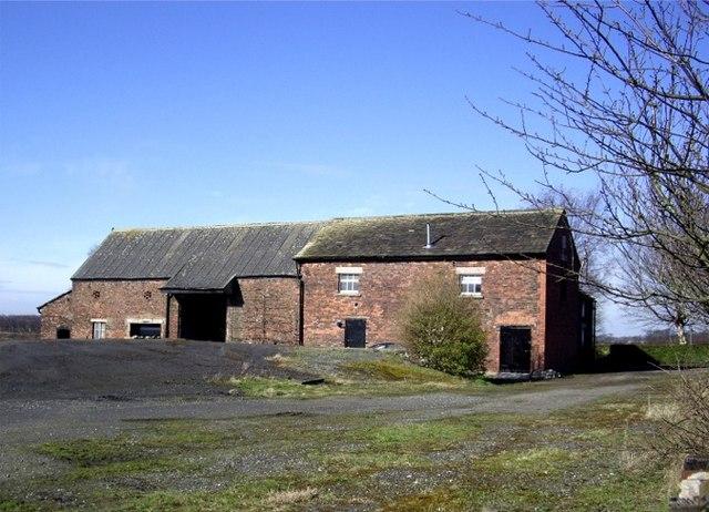Wood End Farm, Bickerstaff