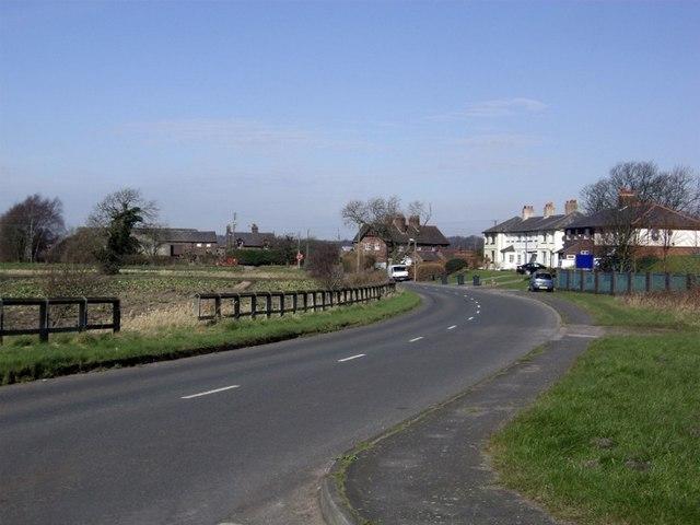 Simonswood Lane, Bickerstaffe