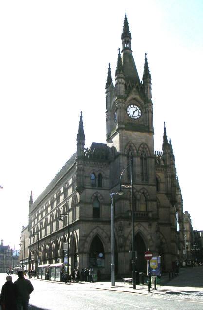 Bradford Wool Exchange