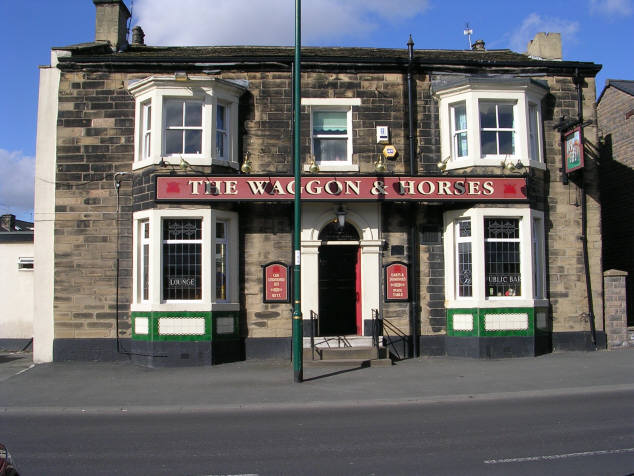 Waggon and Horses Public House, Leeds Road