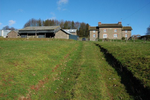 Hill Top Farm, Wormsley Hill