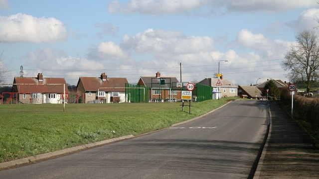 Pilsley Road